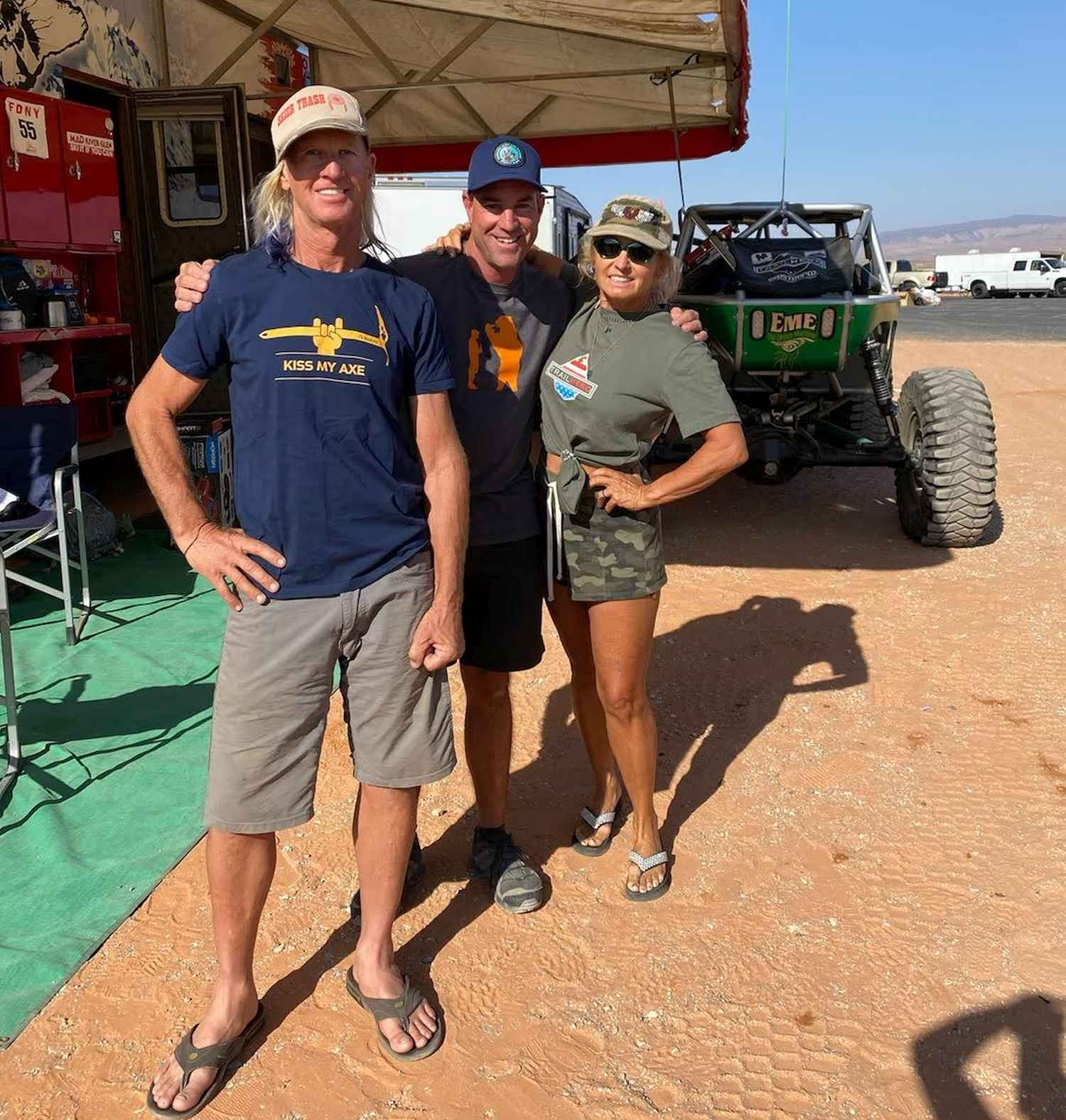 Episode 77: @Trail Hero with Glen and Kimberly Plake