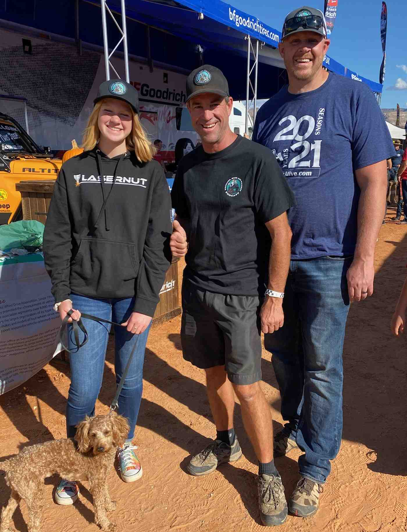 Episode 126: Kevin and Katelynn, A Father/Daughter W.E. Rock Team @ Trail Hero!