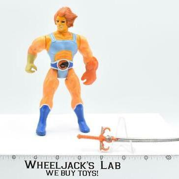 LJN 1985 Thundercats Lion-O Red Hair