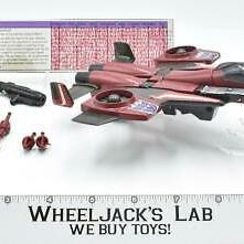 Hasbro 1985 Transformers Thrust