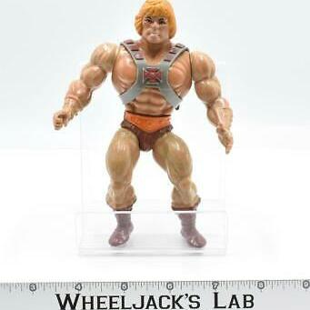 Mattel 1982 Masters of the Universe He-Man