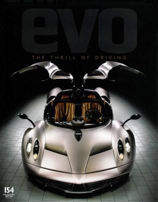 EVO cover 154