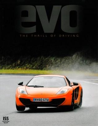 EVO cover 155