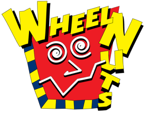 Wheel Nuts Bike Shop Logo 500