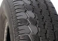 Improperly Worn Tire
