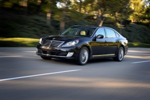 The Hyundai Equus has been replaced with all-new sedan branded with the name G90. (Hyundai/TNS)