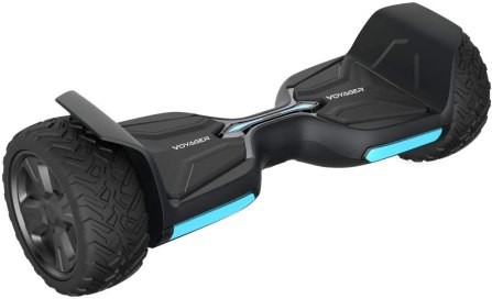 VOYAGER Hoverboard Air Wheel Offroad Electric Hoverboard