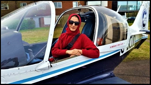 Dr sarah qureshi developed first developed first eco-friendly aircraft engine