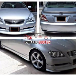 toyota mark x bodykit
