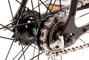 Single Speed Bike Gear ratio