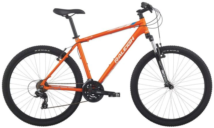Raleigh Talus 2 Complete Mountain Bike