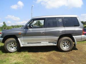 Mitsubishi Montero 2000 Costa Rica used SUVs for sale