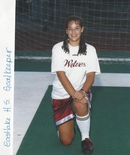 Amanda HS Soccer Goalie-2005
