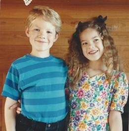 Amanda & Jon-Apr 94