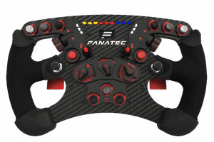 ClubSport Steering Wheel Formula V2 - front view