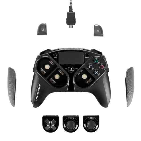 Thrustmaster Eswap Pro Controller – Zwart