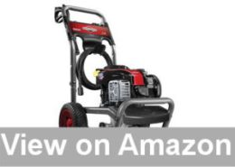 Best Pressure Washer for Cars - Briggs & Stratton 20545 2200-PSI Gas Pressure Washer Review