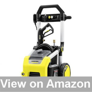 Best Pressure Washer for Cars - Karcher K1900 Electric Power Pressure Washer Review