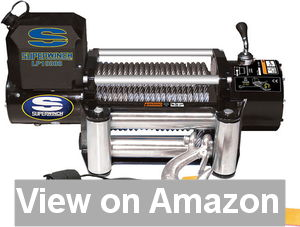 Superwinch 1510200 LP10000 Winch 10,000 lbs Review