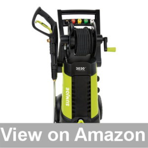 Best Pressure Washer for Cars - Sun Joe SPX3001 2030 PSI 1.76 GPM Review