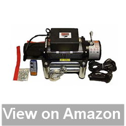 Vortex 8000 LB Pound Recovery Winch Review