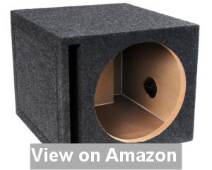 BBox E12SV 12-Inch Single Vented Subwoofer Enclosure Review