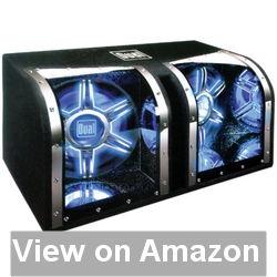 Dual BP1204 12-Inch 1100-Watt Illumination Bandpass Subwoofer Review
