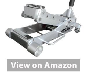 Best Floor Jack - Arcan ALJ3T Aluminum Floor Jack Review