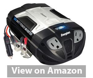 Best Power Inverter - ENERGIZER 500 Watt Power Inverter Review
