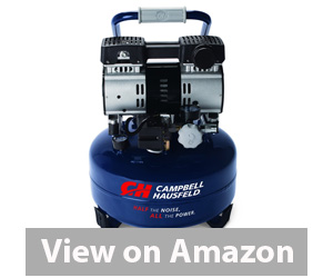 Campbell Hausfeld DC060500 Portable Air Compressor review