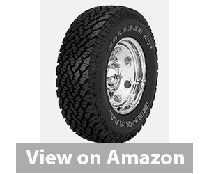General Grabber AT2 Radial Tire Review