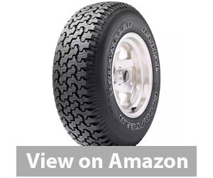 Goodyear Wrangler Radial Tire Review