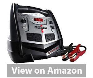 Schumacher XP2260 Portable Power Source and Jump Starter Review