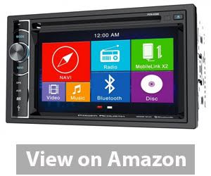 Best Car DVD Player - Power Acoustik PDN 626B Double Din review