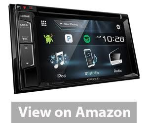 Best Car DVD Player - Kenwood DDX24BT 6.2-Inch Double DIN review