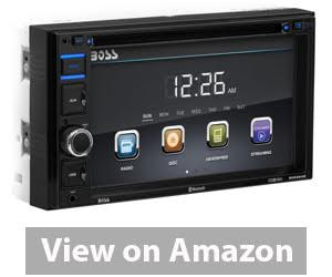 Best Car DVD Player - BOSS Audio BV9364B Double Din review