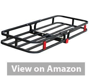MaxxHaul 70107 Hitch Mount Compact Cargo Carrier review