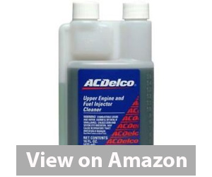 ACDelco X66P Fuel Injector and Upper Engine Cleaner Review