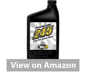 Best Diesel Injector Cleaner - BG 245 PREMIUM DIESEL FUEL SYSTEM CLEANER REVIEW