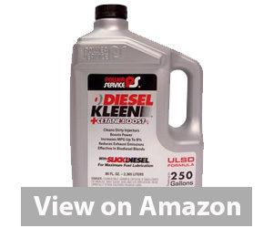 Best Diesel Injector Cleaner - Power Service Diesel Kleen + Cetane Boost Review
