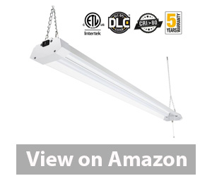 Best LED Garage Lights - Linkable LED Utility Shop Light Review