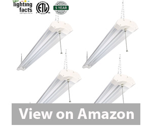 Best LED Garage Lights - Hykolity 4ft 40w LED Shop Garage Hanging Light Review