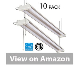 Best LED Garage Lights - Sunco Lighting LED Utility Shop Light Review