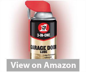 Best Garage Door Lubricant ★ January 2018 Best Value ★ Top