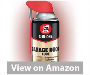 Best Garage Door Lubricant - 3-IN-ONE Professional Garage Door Lubricant Review