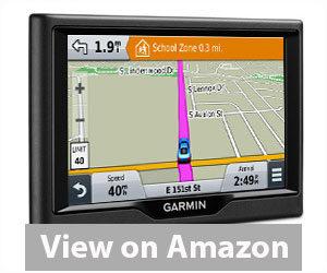 Garmin Nuvi 57LM GPS Navigator System Review