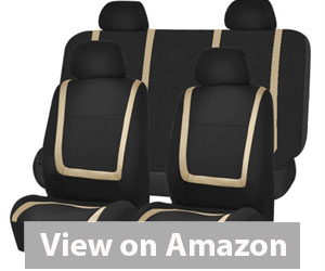 Best Car Seat Covers - FH GROUP FH-FB032115 Flat Cloth Seat Cover Review