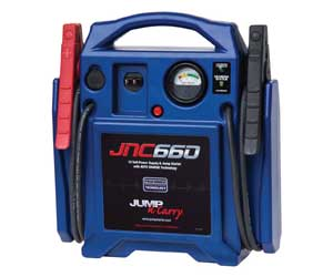 Jump-N-Carry JNC660 1700 Peak Amp Jump Starter Review