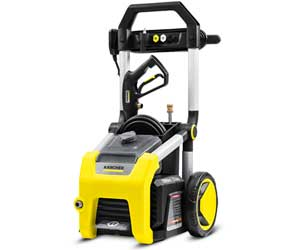 Karcher K1900 Electric Power Pressure Washer 1900 PSI TruPressure Review