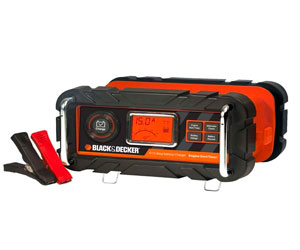 BLACK+DECKER BC15BD Fully Automatic 15 Amp 12V Bench Battery Charger Review
